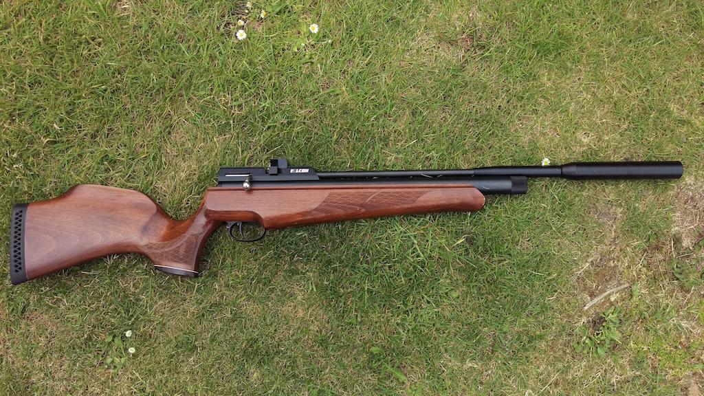 Falcon Airguns Prairie Falcon Sporter Rifle - Pyramyd Air