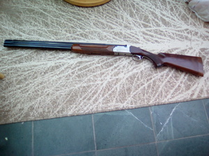 SKB, 500, 12 gauge, Over and Under, Right Handed, Used